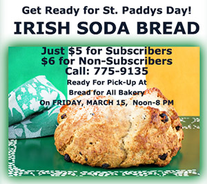 Order Irish Soda Bread